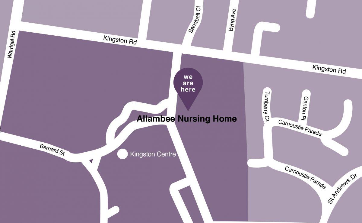 Allambee Map 01
